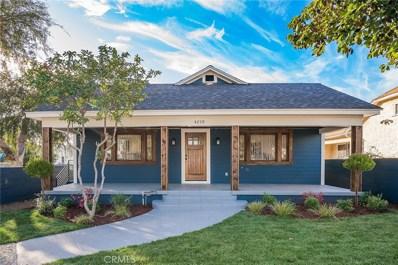 4259 Van Buren Place, Los Angeles, CA 90037 - MLS#: SR19054676