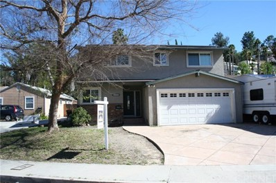 5338 Don Pio Drive, Woodland Hills, CA 91364 - MLS#: SR19054807
