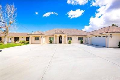 40316 18th Street W, Lancaster, CA 93551 - MLS#: SR19056826