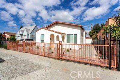 1235 E 74th Street, Los Angeles, CA 90001 - MLS#: SR19057271