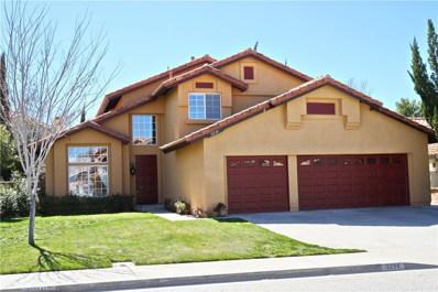 3234 Lennox Court, Palmdale, CA 93551 - MLS#: SR19057867