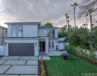 4537 Ben Ave, Studio City, CA 91607 - MLS#: SR19058032