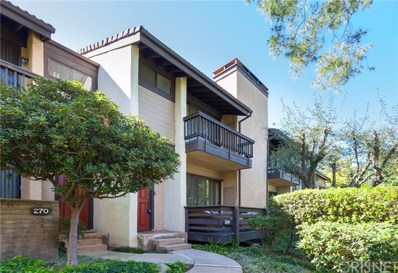 21900 Marylee Street UNIT 269, Woodland Hills, CA 91367 - MLS#: SR19058520