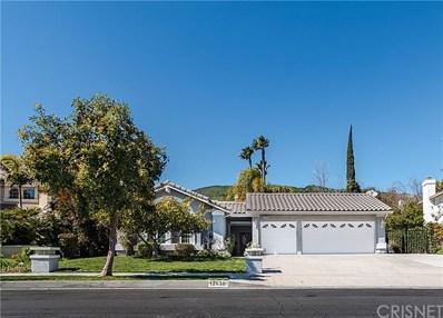 12636 Bradford Place, Granada Hills, CA 91344 - MLS#: SR19058760