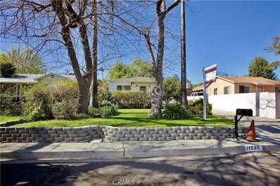 11535 Kelowna Street, Sylmar, CA 91342 - MLS#: SR19058963