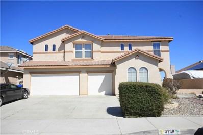 3739 Sungate Drive, Palmdale, CA 93551 - MLS#: SR19060360