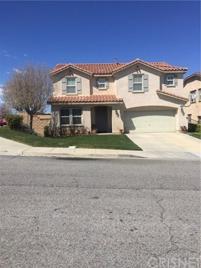 37515 Limelight Way, Palmdale, CA 93551 - MLS#: SR19061312