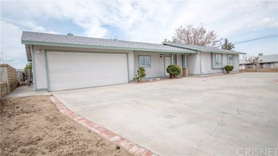 40345 162nd Street E, Lake Los Angeles, CA 93591 - MLS#: SR19062456