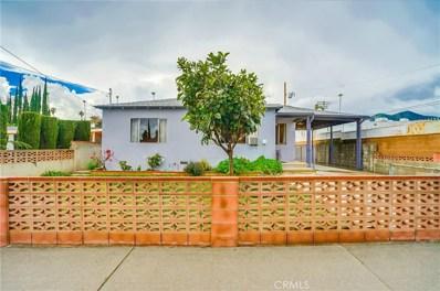 15625 La Mesa Street, Sylmar, CA 91342 - MLS#: SR19062592