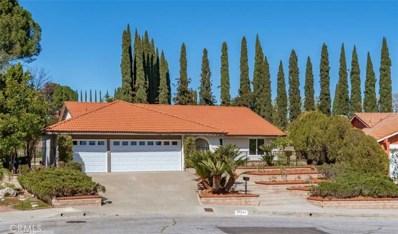 17291 Falcon Place, Granada Hills, CA 91344 - MLS#: SR19063692