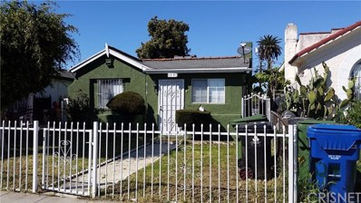 1531 W 59th Place, Los Angeles, CA 90047 - MLS#: SR19064998