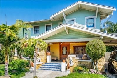 2357 W 21st Street, Los Angeles, CA 90018 - MLS#: SR19065299