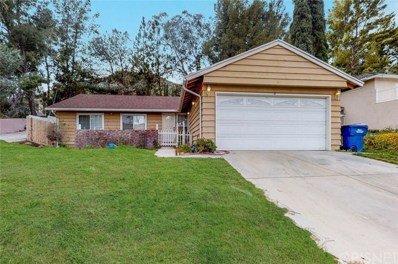 29011 Flowerpark Drive, Canyon Country, CA 91387 - MLS#: SR19065321