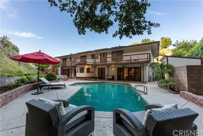 3415 Green Vista Drive, Encino, CA 91436 - MLS#: SR19065956