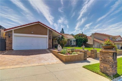 2852 Tiffaney Lane, Simi Valley, CA 93063 - MLS#: SR19066037