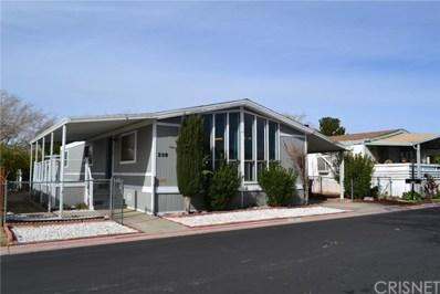 3524 Ave R, Palmdale, CA 93550 - MLS#: SR19068493