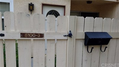 8100 Canby Avenue UNIT 3, Reseda, CA 91335 - MLS#: SR19069694
