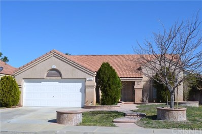 1433 Ridgecrest Court, Rosamond, CA 93560 - MLS#: SR19070706