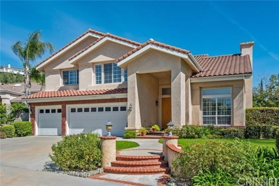 11800 Wood Ranch Road, Granada Hills, CA 91344 - MLS#: SR19071034