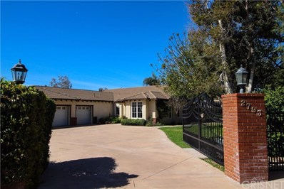 2793 Goldfield Place, Simi Valley, CA 93063 - MLS#: SR19071480