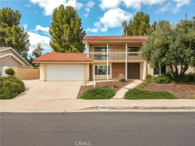 19331 Pine Valley Avenue, Porter Ranch, CA 91326 - MLS#: SR19071492