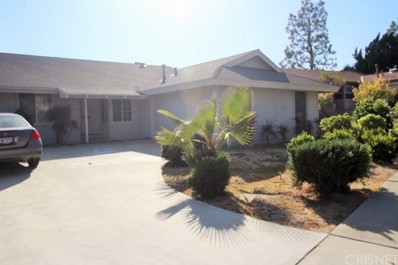 22168 Barbacoa Drive, Saugus, CA 91350 - MLS#: SR19071569