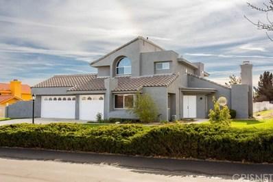 41110 Ridgegate Lane, Palmdale, CA 93551 - MLS#: SR19072309