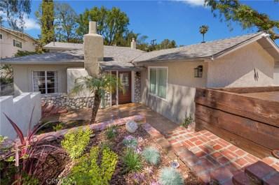 5243 Baza Avenue, Woodland Hills, CA 91364 - MLS#: SR19072520