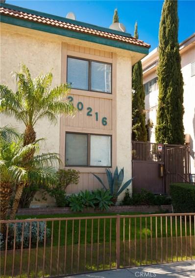 20216 Roscoe Boulevard UNIT 16, Winnetka, CA 91306 - MLS#: SR19073374