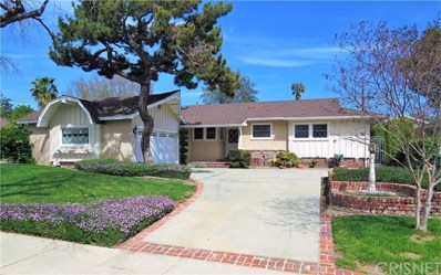9254 Yolanda Avenue, Northridge, CA 91324 - MLS#: SR19073500