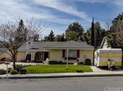 28453 Winterdale Drive, Canyon Country, CA 91387 - MLS#: SR19073564