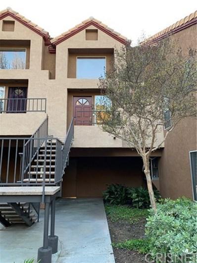 22633 Copper Hill Drive UNIT 92, Saugus, CA 91350 - MLS#: SR19073828