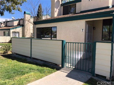 44448 15th Street E UNIT 7, Lancaster, CA 93535 - MLS#: SR19074720
