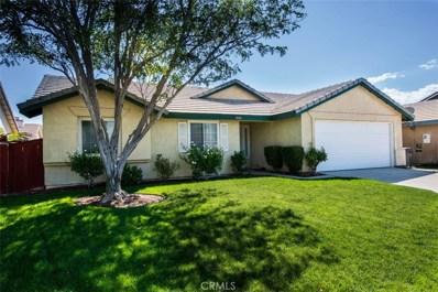 45520 Fairbanks Avenue, Lancaster, CA 93534 - MLS#: SR19074859
