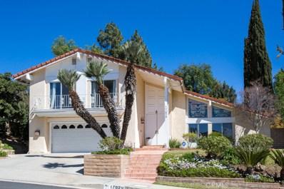 17629 Orna Drive, Granada Hills, CA 91344 - MLS#: SR19075110