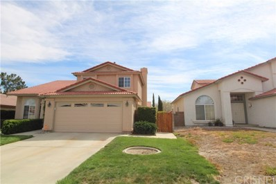 43922 Fallon Drive, Lancaster, CA 93535 - MLS#: SR19075785