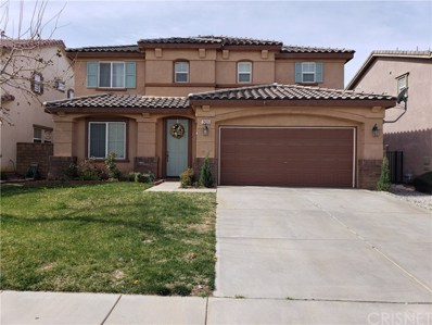 2426 Delicious Lane, Palmdale, CA 93551 - MLS#: SR19076732