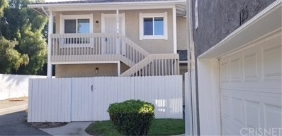 3459 Highwood Court UNIT 117, Simi Valley, CA 93063 - MLS#: SR19077269