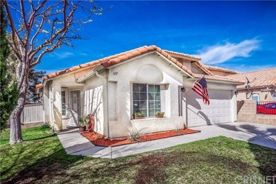 637 E Avenue J12, Lancaster, CA 93535 - MLS#: SR19077808