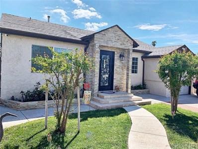 18754 Covello Street, Reseda, CA 91335 - MLS#: SR19077985