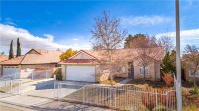 36824 Pine Valley Court, Palmdale, CA 93552 - MLS#: SR19077990