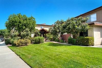 7320 Lennox Avenue UNIT L16, Van Nuys, CA 91405 - MLS#: SR19078924
