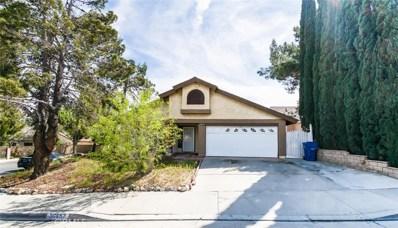 36652 Spanish Broom Drive, Palmdale, CA 93550 - MLS#: SR19079062