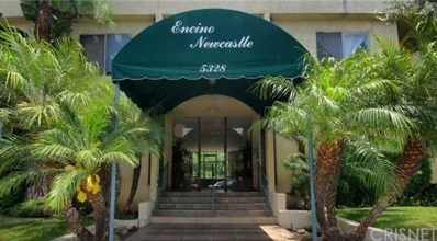 5328 Newcastle Avenue UNIT 62, Encino, CA 91316 - MLS#: SR19080116