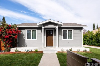 4005 Sequoia Street, Los Angeles, CA 90039 - MLS#: SR19080429