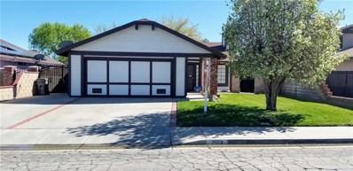 2552 Emerald Lane, Lancaster, CA 93535 - MLS#: SR19080926