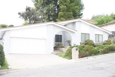 12571 Henzie Place, Granada Hills, CA 91344 - MLS#: SR19081052