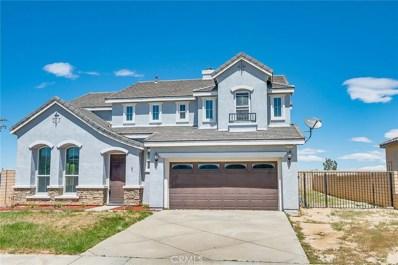 4701 Stargazer Place, Palmdale, CA 93552 - MLS#: SR19081766