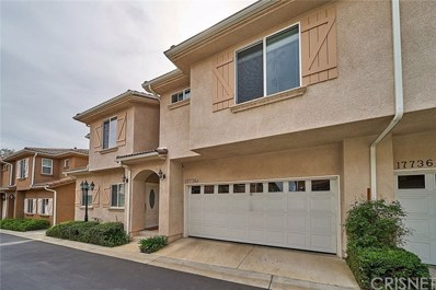 17736 Halsted Street UNIT B, Northridge, CA 91325 - MLS#: SR19081990
