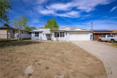 37509 Larkin Avenue, Palmdale, CA 93550 - MLS#: SR19082445